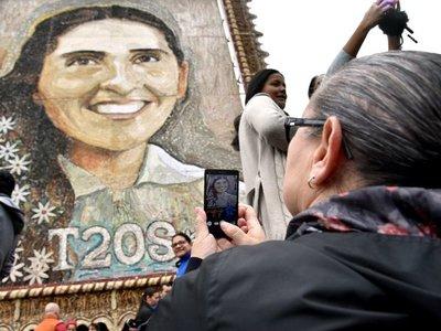 Chiquitunga, la mujer paraguaya que camina hacia la santidad