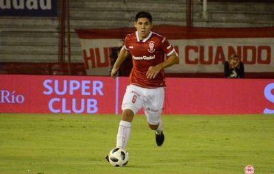"""Saúl Salcedo: """"Estoy con muchas ganas de volver a Paraguay"""""""