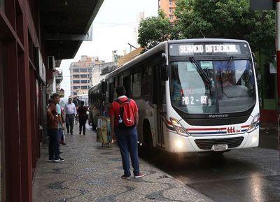Aumentarán frecuencia de buses desde en 4 de mayo