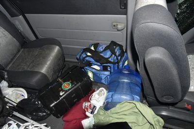 Chofer de ambulancia que chocó contra negocio estaba ebrio y fue imputado
