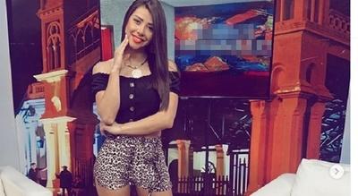 Rocío Adorno se incorpora a un programa de televisión