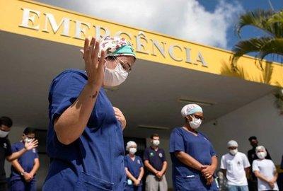 Crece la cantidad de casos de coronavirus en Brasil: San Pablo y Río de Janeiro le pidieron camas al sector privado porque temen el colapso de sus hospitales