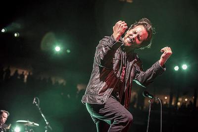 """""""Gigaton"""", el nuevo álbum de Pearl Jam"""