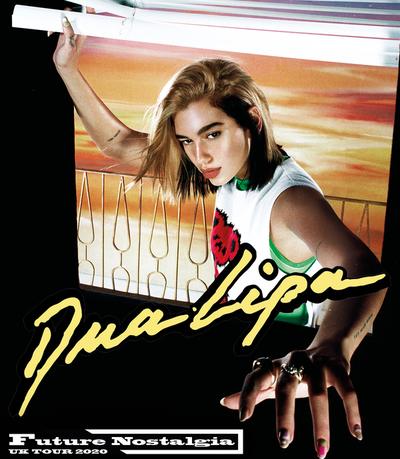"""""""Future Nostalgia"""" será el nuevo álbum de Dua Lipa"""