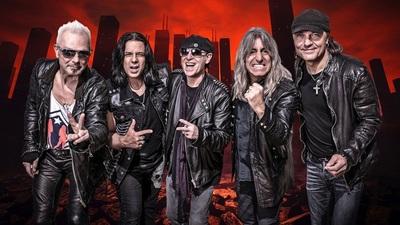 """Scorpions lanza nueva canción sorpresa """"Sign of Hope"""""""
