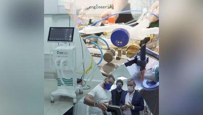Respiradores made in Paraguay: a mitad de precio y con tecnología de vanguardia