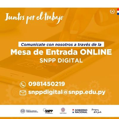 SNNP lanza SNPP Digital para capacitarte desde tu casa