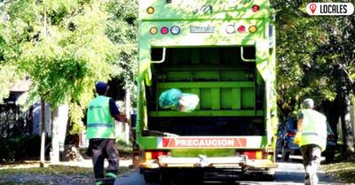 En Encarnación este viernes 1 de mayo no habrá servicio de recolección de basuras