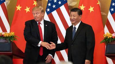Trump pide a las agencias de inteligencia que averigüen si China y la OMS ocultaron información sobre la pandemia de coronavirus