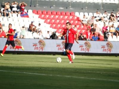 Raúl Cáceres rememora su gol en un superclásico