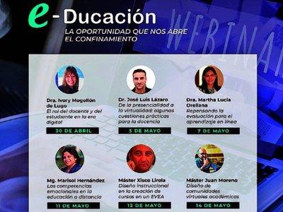 UPAP y la Universidad Autónoma de Chile invitan a un ciclo de webinars