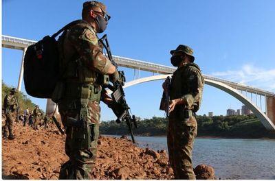 Brasil extiende el cierre de frontera y en CDE se agoniza