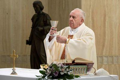 El papa Francisco imparte una bendición especial al Paraguay en tiempos de coronavirus