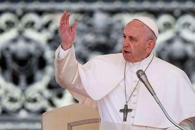 Papa Francisco imparte bendición apostólica a Paraguay