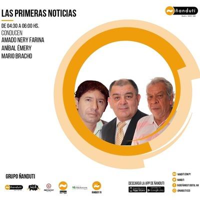 Las primeras horas de Franja Roja con Aníbal Emery, Mario Bracho y Amado Farina