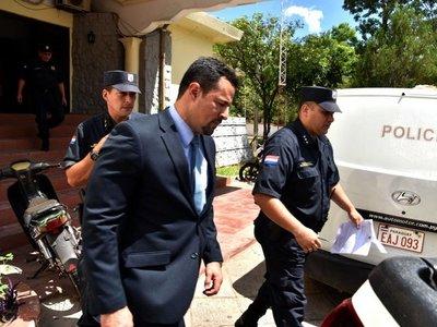 El diputado Ulises Quintana seguirá recluido en Viñas Cué