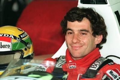 El fuego de Ayrton Senna no se apaga