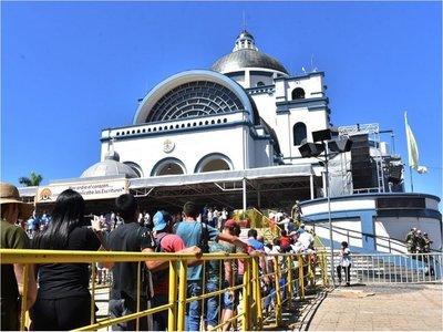 Crisis por Covid-19 ya afecta el mantenimiento de Basílica