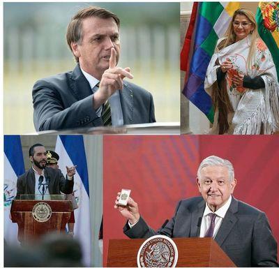 La fe contra el virus, otra receta latinoamericana