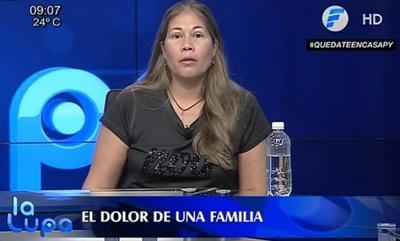 Familiares de una de las víctimas del coronavirus dan su testimonio