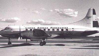 LAP, aerolínea de bandera