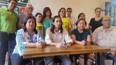 Gremio de periodistas convoca a una manifestación simbólica en repudio a despidos durante la crisis