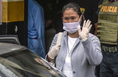 Excarcelan a líder opositora Keiko Fujimori tras tres meses de prisión
