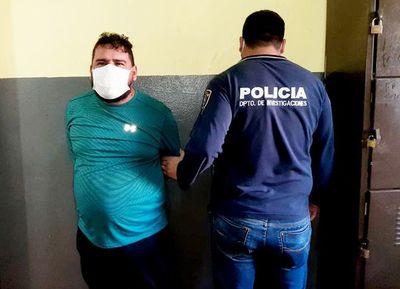 Cachorrão fue enviado a cárcel de PJC