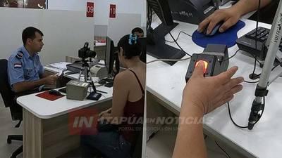 IMPORTANTE FLUJO DE PERSONAS EN LA REAPERTURA DE LA OFICINA DE IDENTIFICACIONES