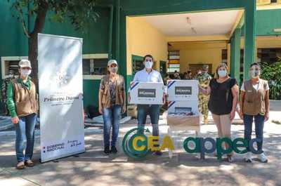 Campaña solidaria avanza hacia la meta de 1 millón de platos