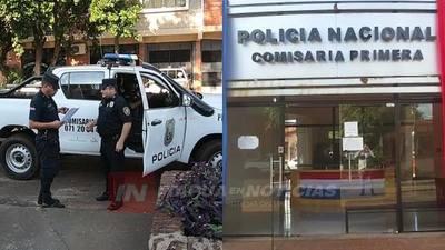 TRANSEXUAL QUISO DENUNCIAR A SU PAREJA Y TERMINÓ DETENIDO POR AGRESIÓN A UN POLICÍA