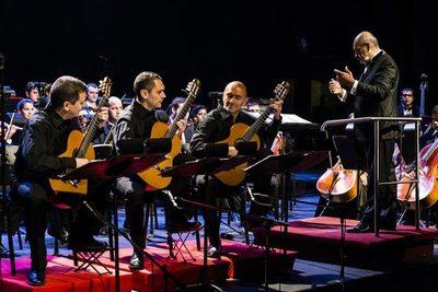 Sinfónica Nacional brinda música a los hogares