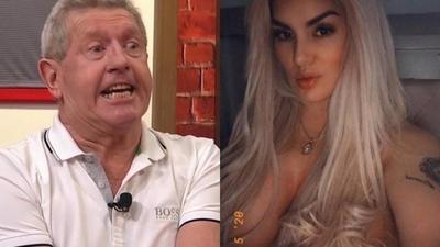"""HOY / Lilian Ruíz ridiculiza a Aníbal Schupp con una fotografía suya: """"Con ese chizito no le comés a nadie"""""""