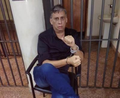 Caso Chilavert: Comunicador aún recibe amenazas y por eso llegó a Concepción con chaleco antibalas