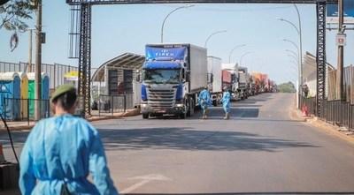 """""""No pueden venir"""", responde el Gobierno a paraguayos que desean retornar"""