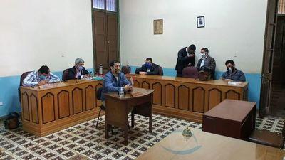 Junta Municipal de Concepción rechazó ejecución presupuestaria del intendente Urbieta