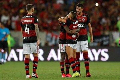 Flamengo confirma casi 40 casos positivos del nuevo coronavirus