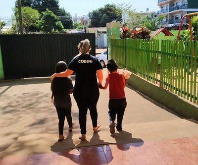 CODENI de CDE organiza campaña para abrigar a niños de escasos recursos