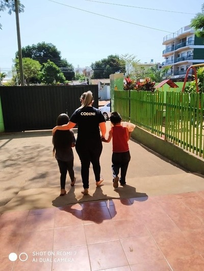 CDE: CODENI organiza campaña para abrigar a niños de escasos recursos