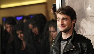 """HOY / Daniel Radcliffe: """"Me encanta el ritmo de la televisión"""""""
