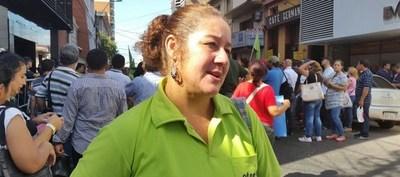 """Blanca Ávalos, OTEP: """"Es bastante difícil trabajar con Petta porque se coloca como sabelotodo"""""""