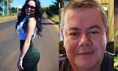 La nueva esposa de Friedmann muestra como le da 'mimos' a su marido