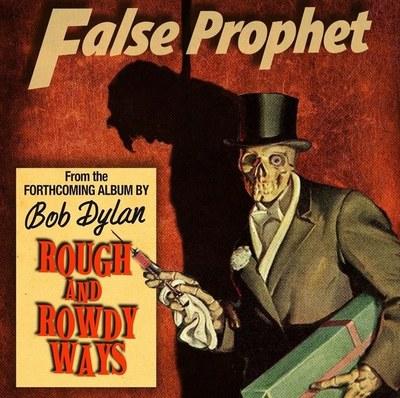 Bob Dylan lanza nuevo tema y anuncia disco