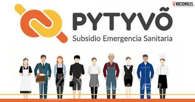 Ya suman más de 1.150.000 beneficiarios del programa Pytyvô: acreditaciones van en aumento