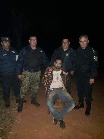 Detienen en Caaguazú a presunto autor de feminicidio en Santa Rita