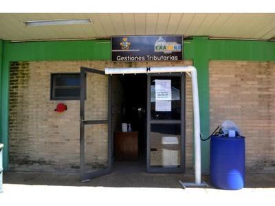 Con préstamo Municipalidad de Caacupé pagará salarios