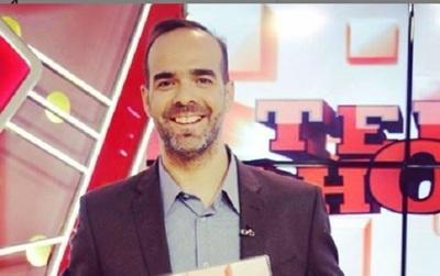 Álvaro Mora vuelve a Teleshow