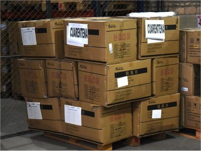 Polémicas compras de emergencia demandaron G. 130.000 millones