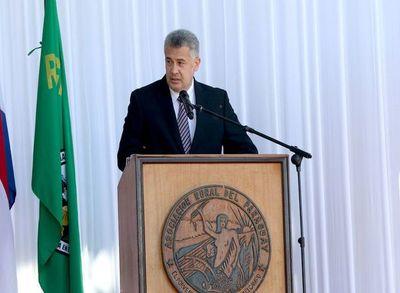 Nombran a Félix Díaz en reemplazo de Ibarrola en la FTC