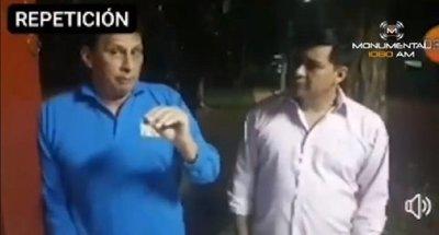 Comunicador amenaza a la periodista Patricia Vargas